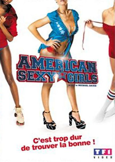 American Sexy Girls - DVD