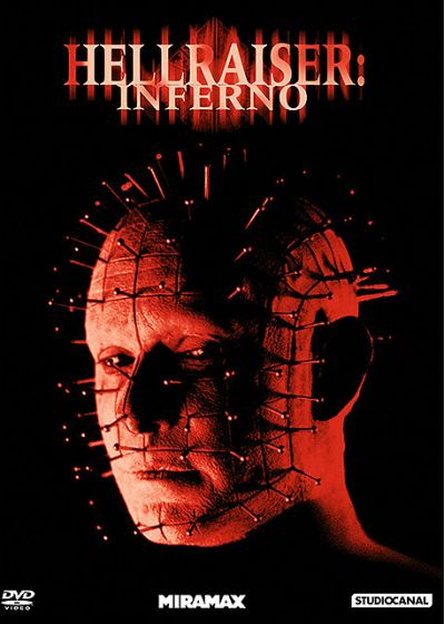 Hellraiser - Inferno - DVD