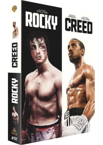 Rocky + Creed (Pack) - DVD