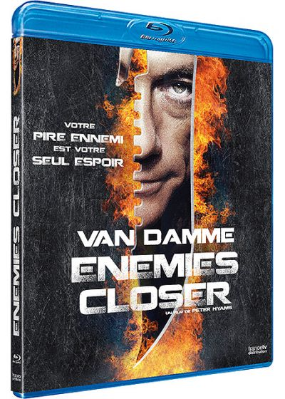 Enemies Closer - Blu-ray