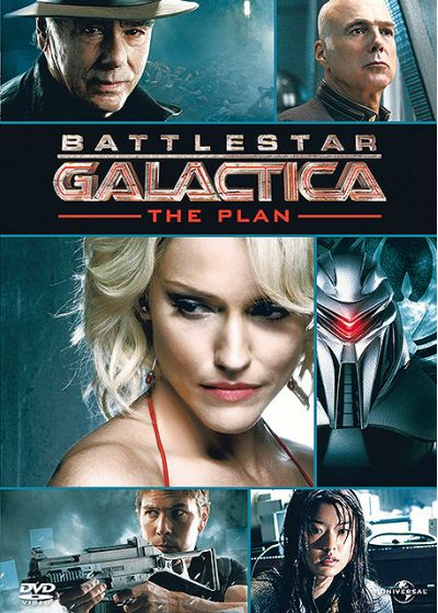 Battlestar Galactica - The Plan - DVD