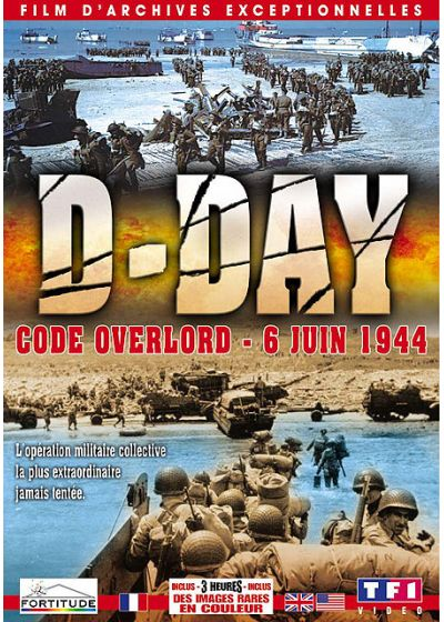 D-Day - Code Overlord - 6 juin 1944 - DVD