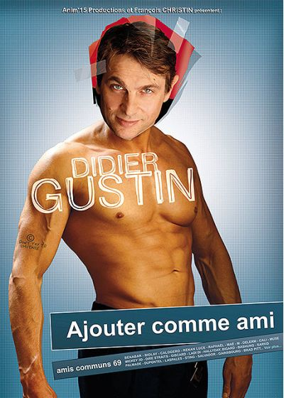 Gustin, Didier - Ajouter comme ami - DVD