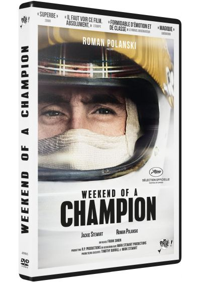 Weekend of a Champion - DVD