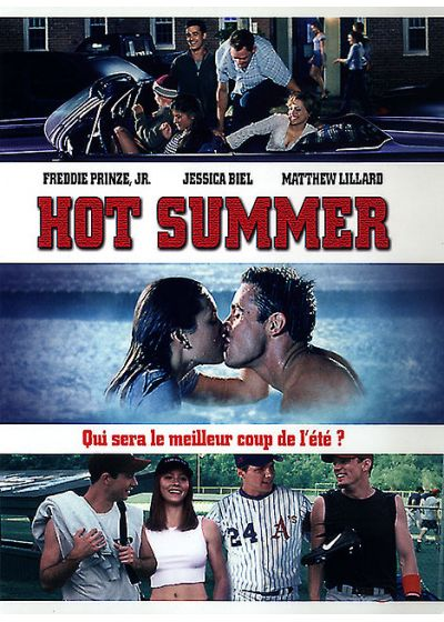 Hot Summer - DVD