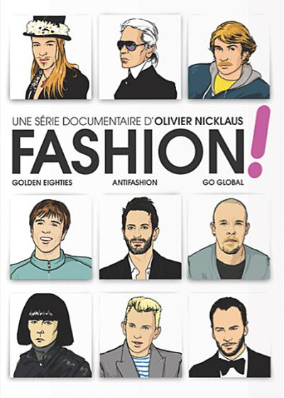 Fashion ! - DVD