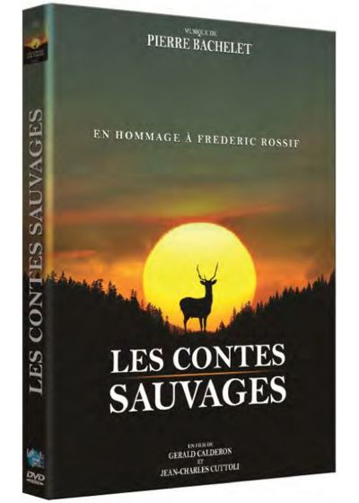 Les Contes sauvages - DVD