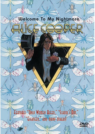 Cooper, Alice - Welcome To My Nightmare - DVD
