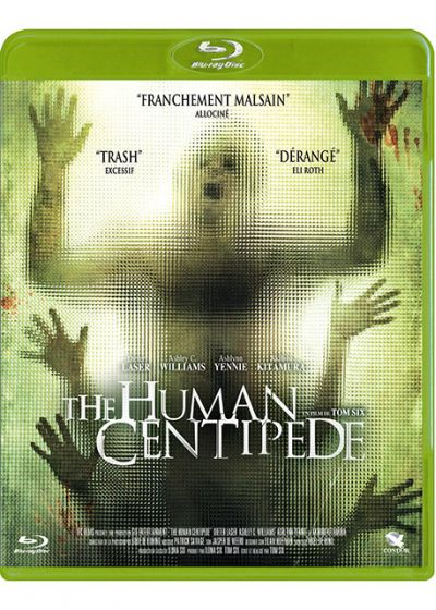 The Human Centipede - Blu-ray