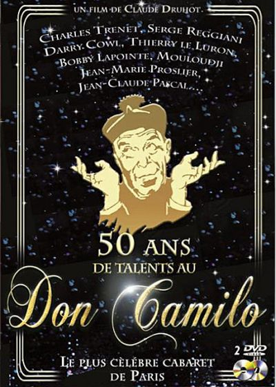 50 ans de talents au Don Camillo - DVD