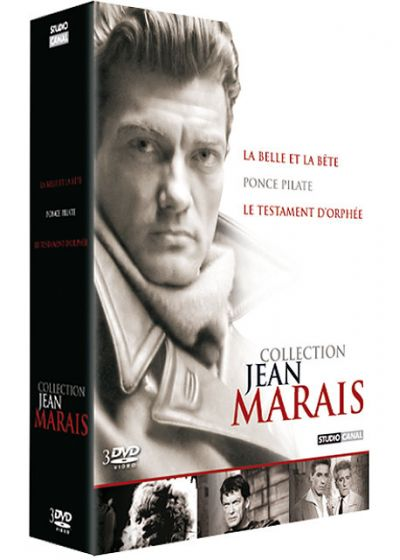 Collection Jean Marais (Pack) - DVD