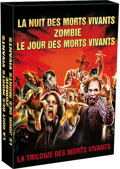 Trilogie des morts vivants - DVD