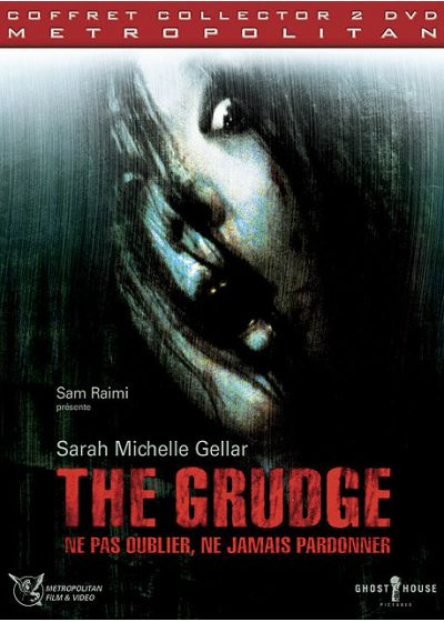 The Grudge (Director's Cut - Edition Collector) - DVD
