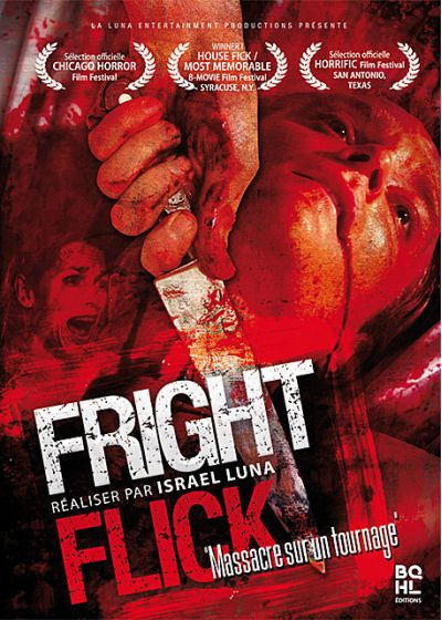 Fright Flick - DVD
