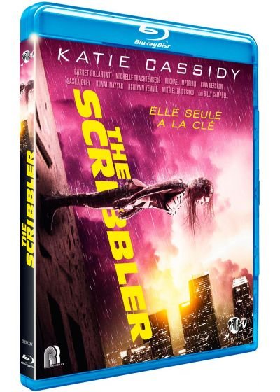 The Scribbler - Blu-ray