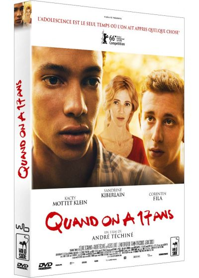 Quand on a 17 ans - DVD