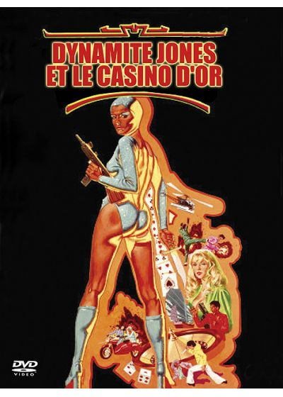 Dynamite Jones et le casino d'or - DVD