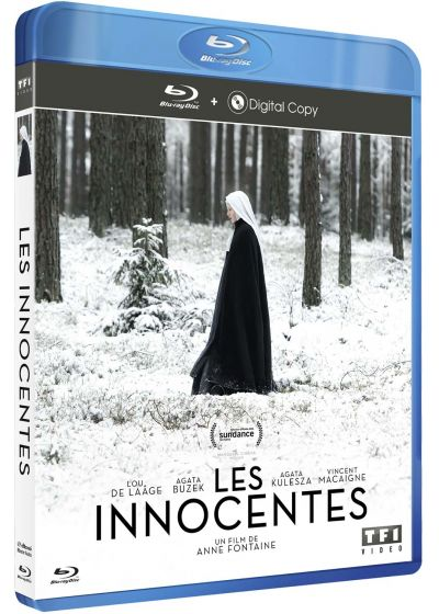 Les Innocentes (Blu-ray + Copie digitale) - Blu-ray