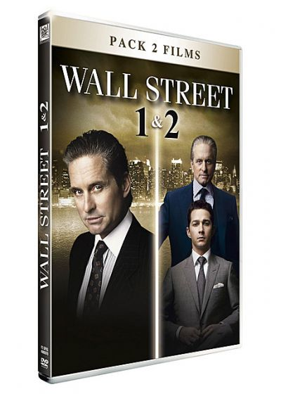 Oliver Stone's Wall Street Collection (Pack 2 films) - DVD