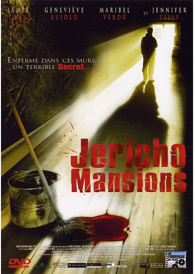 Jericho Mansions - DVD