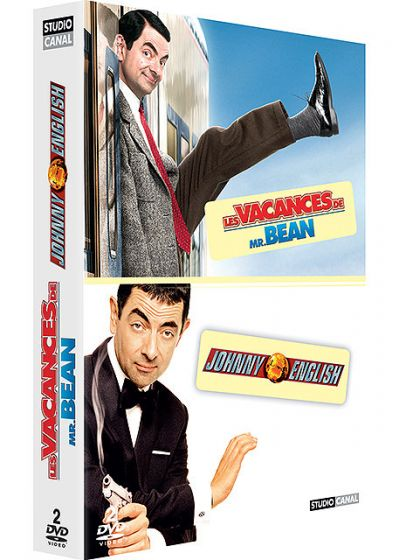 Les Vacances de Mr. Bean + Johnny English - DVD
