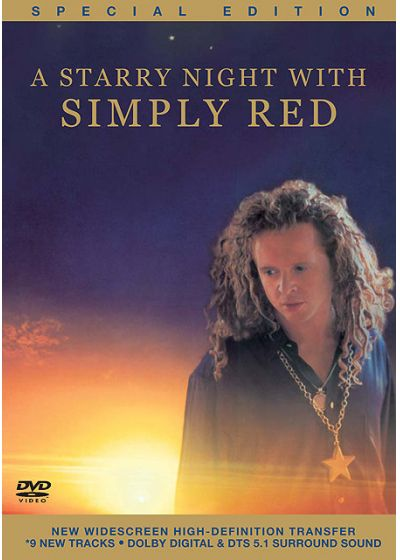 Simply Red - A Starry Night (Édition Spéciale) - DVD