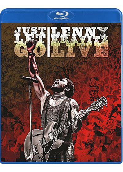 Lenny Kravitz : Just Let Go - Blu-ray