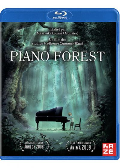 Piano Forest - Blu-ray