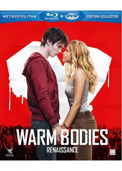 Warm Bodies - Renaissance (Édition Collector Blu-ray + DVD) - Blu-ray