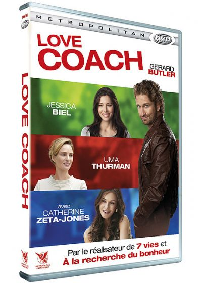 Love Coach - DVD