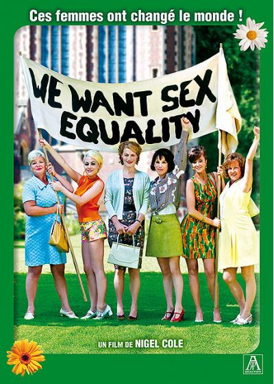 We Want Sex Equality - DVD