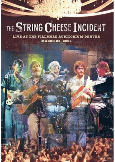 String Cheese Incident - Live at the Filmore Auditorium - DVD