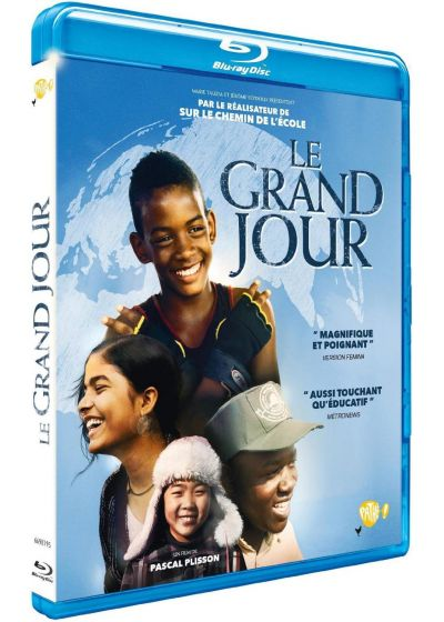 Le Grand jour - Blu-ray
