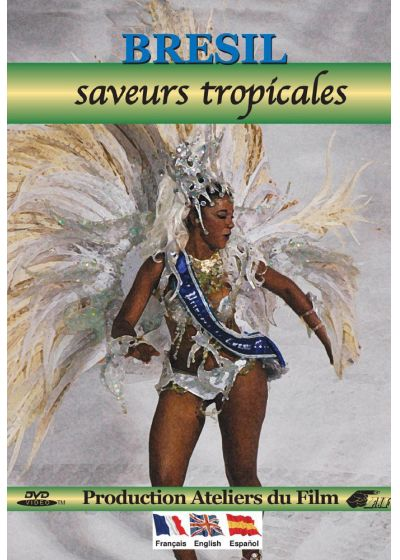 Bresil : Saveurs tropicales - DVD