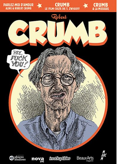Robert Crumb (Édition Collector) - DVD
