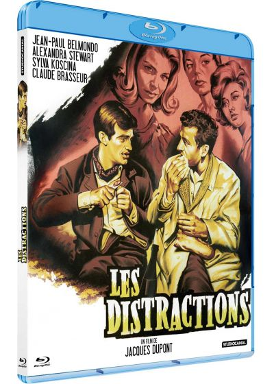 Les Distractions - Blu-ray