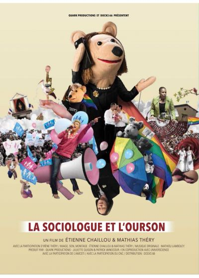 La Sociologue et l'ourson - DVD