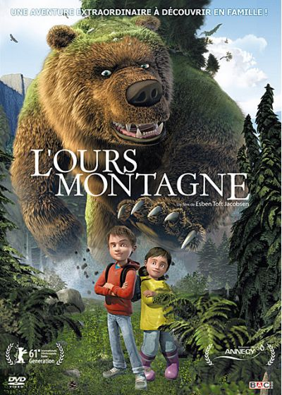L'Ours Montagne - DVD