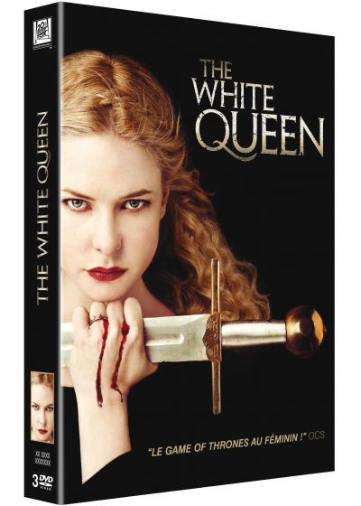 The White Queen - L'intégrale de la saga - DVD