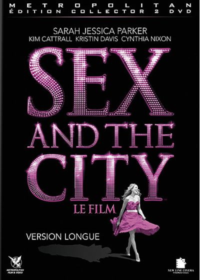 Sex and the City : Le film (Édition Collector - Version Longue) - DVD