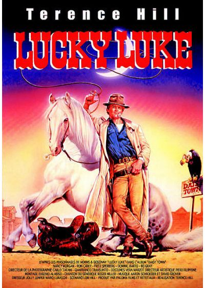 Lucky Luke : Le Film - DVD