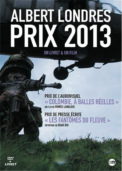 Albert Londres Prix 2013 - DVD