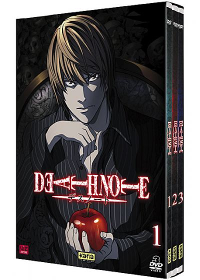 Death Note - Vol. 1 - DVD