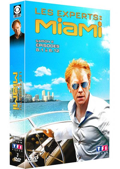 Les Experts : Miami - Saison 8 Vol. 1 - DVD