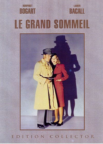 Le Grand sommeil (Édition Collector) - DVD