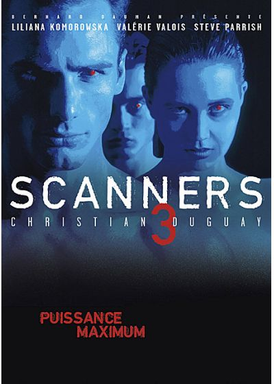 Scanners 3 : Puissance maximum - DVD