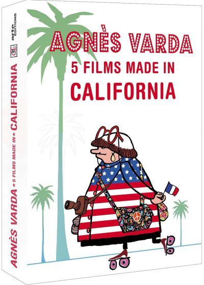 Agnès Varda - 5 films made in California - DVD