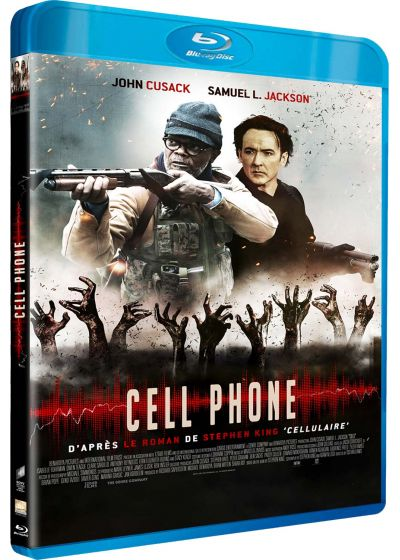 Cell Phone - Blu-ray