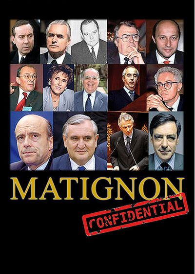Matignon confidentiel - DVD
