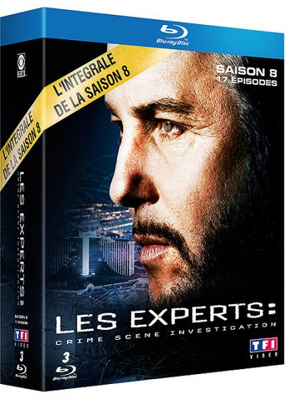 Les Experts - Saison 8 - Blu-ray
